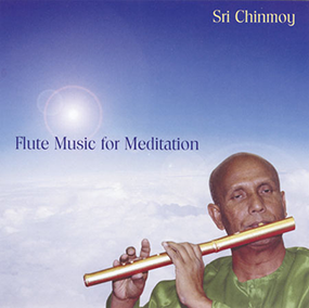 flute music for meditation by Sri Chinmoy