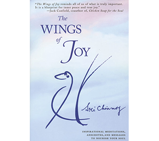 The Wings of Joy – Finding your path to inner peace