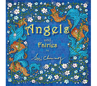 angels and fairies blue beyond books