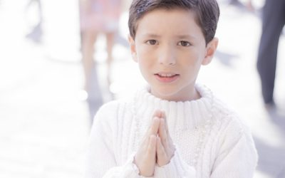 Your child's spiritual growth