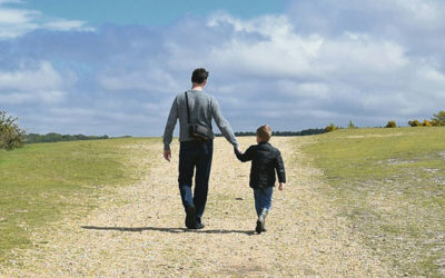 Setting a spiritual example to your child