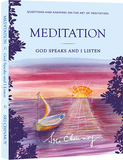 meditation god speaks